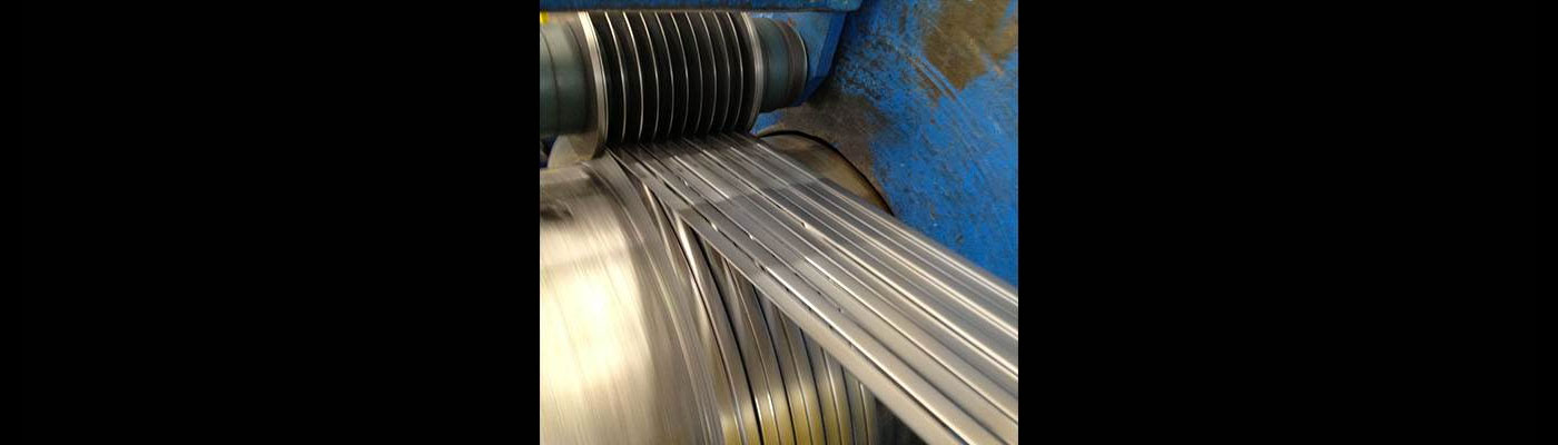 Narrow Steel Slitting